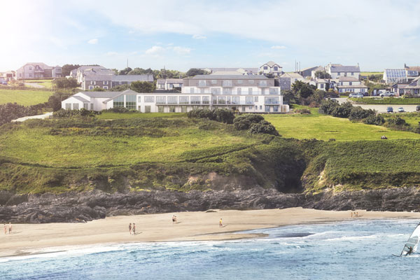 Crantock Bay Apartments 1#